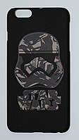 Чехол на Айфон 6 Plus/6s Plus Star Wars Звездные войны приятный Пластик Джедай
