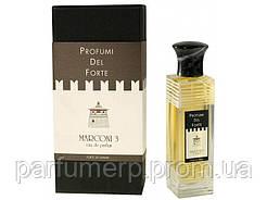 Profumi Del Forte Marconi 3 (50мл), Unisex Парфюмированная вода  - Оригинал!