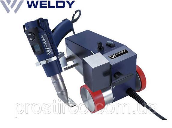 Сварочный автомат горячего воздуха FOILER Weldy Foiler (Велди Фойлер), шов 30 мм, фото 2