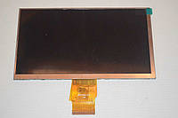 Оригинальный LCD дисплей Impression ImPAD 6115 Assistant AP-725G Bravis NP 725 Digma Hit 4G Nomi C07008 50pin