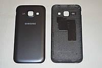 Задняя черная крышка для Samsung Galaxy J1 Duos SM-J100 J100F J100H