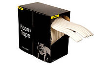 Поролоновая лента для маскировки FOAM TAPE 13 мм х 50 м