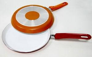 Сковорода млинна керамич.покриття Vincent 4450-22 mix