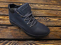 Кожанные мужские зимние ботинки Timberland New