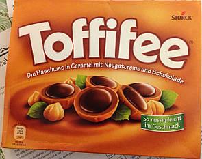 Шоколадні цукерки Toffifee, 125г