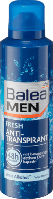 Дезодорант антиперспирант аэрозольный мужской Balea men Fresh-Свежесть