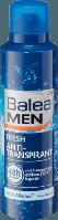 Дезодорант антиперспирант аэрозольный мужской Balea  MEN Deo Spray Antitranspirant Fresh -Свежесть