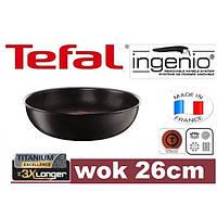 Сковородка TEFAL INGENIO 26 см WOK