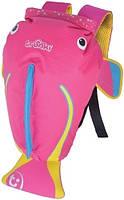 Детский рюкзак Рыбка, розовая Trunki (0250-GB01)