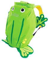 Детский рюкзак PaddlePak Green Frog-Ribbit  (0110-GB01-NP)