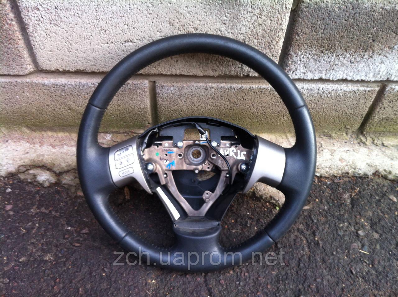 Руль Toyota Auris 1.6 Мех