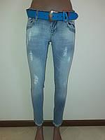 Джинсы женские светлые RoxRite 521-145, фото 1