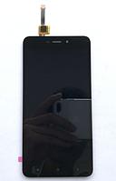 Оригинальный дисплей (модуль) + тачскрин (сенсор) для Xiaomi Redmi 4A (черный цвет)