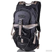 Вело рюкзак 12 л Onepolar 1520 серый