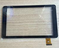 Оригинальный тачскрин / сенсор (сенсорное стекло) для Assistant AP-107G (черный цвет, тип 1, самоклейка)