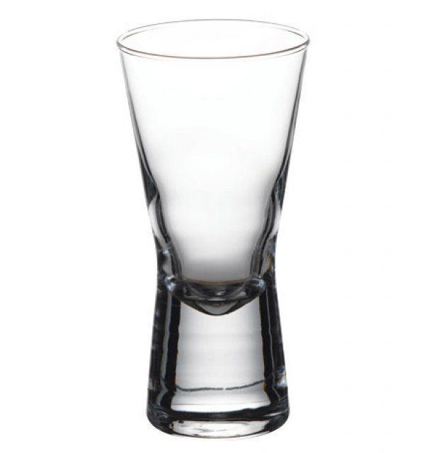 Стопка для водки Pasabahce Boston Shots, 65 мл (h=104мм,d=50х38мм) 41823