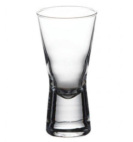 Стопка для водки Pasabahce Boston Shots, 65 мл (h=104мм,d=50х38мм) 41823, фото 2