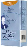 Кофе молотый Exklusiv Kaffee Der Milde 250гр