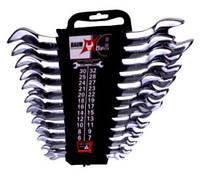 Набор ключей рожковых в пластиковом держателе 12 пр. (6-32 мм) BAUM 10-12MP