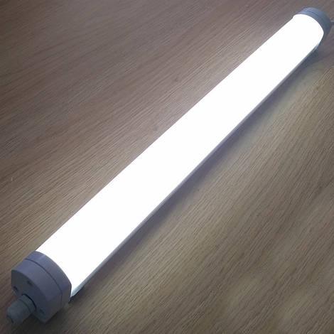 Светильник 18W 1700lm 5000К 580мм IP65 пылевлагозащищенный