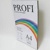 Папір кольоровий PROFI А4/80г (100л) Intense Chogolate №43А (темно-коричн)