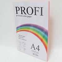 Папір кольоровий PROFI А4/80г (100л) Light Pink №170 (рожевий)
