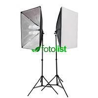 Набор постоянного студийного света Arsenal SLH-5070-8, 8х36w, 1440 Вт, 5500К