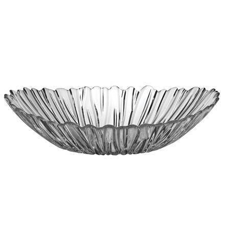 Тарелка овальная Pasabahce Aurora, 330*264 мм (h=84мм) 10611, фото 2