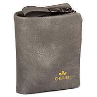 Компактное женское портмоне 3003 grey, фото 1