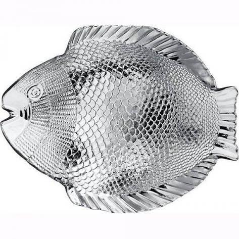 Тарелка-рыбка Pasabahce Marine, 360*250 мм 10258, фото 2