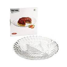 Тарелка-торт Pasabahce Sultana, 320 мм 10287