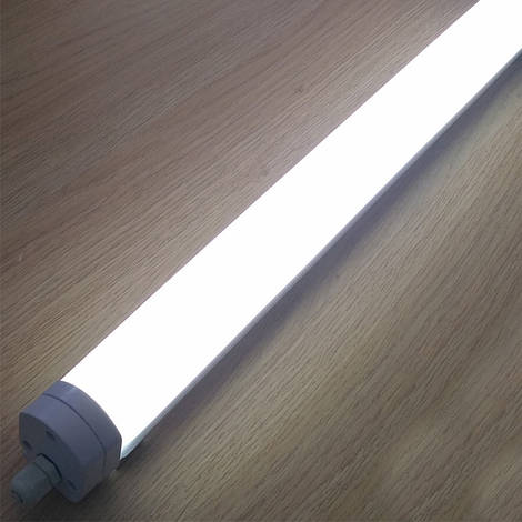 Светильник 36W 3300lm 6400К 1200мм IP65 пылевлагозащищенный