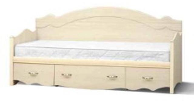 Детская кровать 1-сп Ш Селина (с ящиками) Свит Меблив