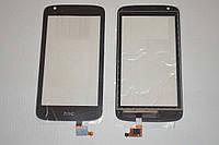Оригинальный тачскрин / сенсор (сенсорное стекло) для HTC Desire 326 | 326G (черный цвет) + СКОТЧ В ПОДАРОК