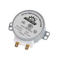 Моторчик микроволновой печи 220 V, 4W, 3-5 об/мин