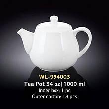 Чайник-заварник Wilmax WL-994003  1000мл Color