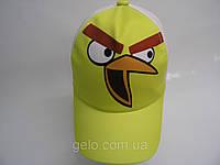 Кепка сетка - птица желтая, фото 1