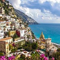 Туры в Италию. Отдых на Неаполитанской ривьере.
