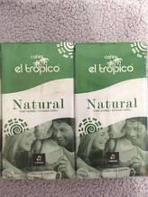 Кофе молотой El Tropico Natural 250гр
