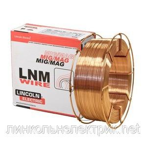 Сварочная проволока LNM MoNi AWS ER100S-G LINCOLN ELECTRIC