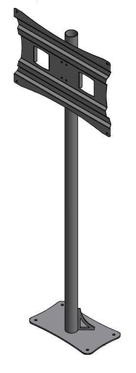 Телевизионная подставка STD02