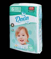 Подгузники Дада Dada Extra soft 6 EXTRA LARGE - 44 шт. / 16+ кг