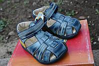 Сандалии кожаные на мальчика  primigi 18 размер