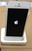 USB кредл док-станция для Apple iPhone 5 (белый цвет)
