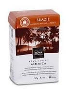 Кофе молотой Kowa Brazil 250гр