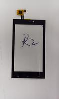 Оригинальный тачскрин / сенсор (сенсорное стекло) для Gigabyte GSmart Roma R2 (черный цвет)