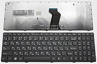 Клавиатура для ноутбука IBM Lenovo IdeaPad B570 B575 B580 B590 V570 V575 V580 Z570 Z575 (русская раскладка)