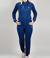 Женский спортивный костюм Reebok 1130 Тёмно-синий