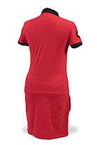 Платье поло женское Polham (Polo Dress), фото 2