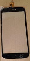 Оригинальный тачскрин / сенсор (сенсорное стекло) для Explay Cinema (черный цвет)